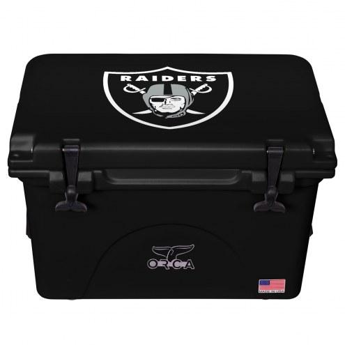 Oakland Raiders ORCA 40 Quart Cooler