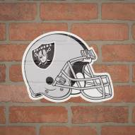 Las Vegas Raiders Outdoor Helmet Graphic