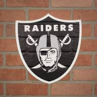 Las Vegas Raiders Outdoor Logo Graphic
