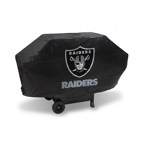 Oakland Raiders Padded Grill Cover
