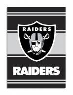 Las Vegas Raiders NFL Premium 2-Sided House Flag