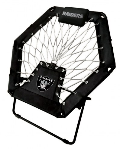 Oakland Raiders Premium Bungee Chair