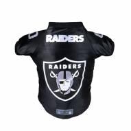 Las Vegas Raiders Premium Dog Jersey