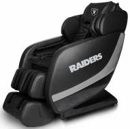 Las Vegas Raiders Professional 3D Massage Chair