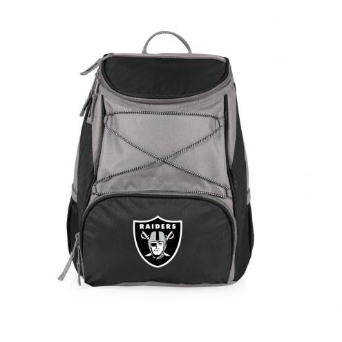 Oakland Raiders PTX Backpack Cooler