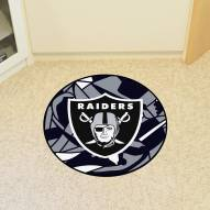 Oakland Raiders Quicksnap Rounded Mat
