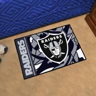 Las Vegas Raiders Quicksnap Starter Rug