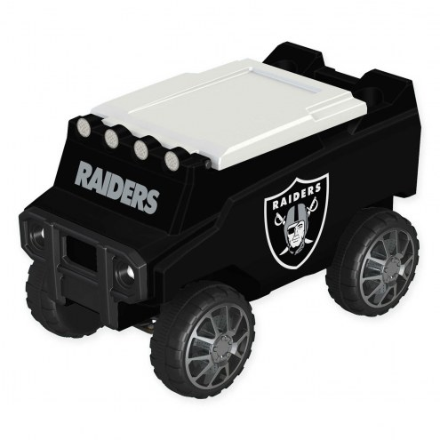 Oakland Raiders Remote Control Rover Cooler