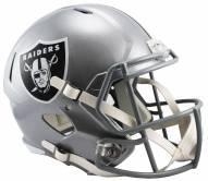 Las Vegas Raiders Riddell Speed Collectible Football Helmet