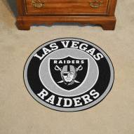 Las Vegas Raiders Rounded Mat