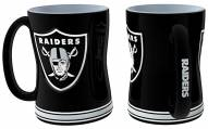 Oakland Raiders Sculpted Relief Coffee Mug