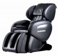 Las Vegas Raiders Shiatsu Zero Gravity Massage Chair
