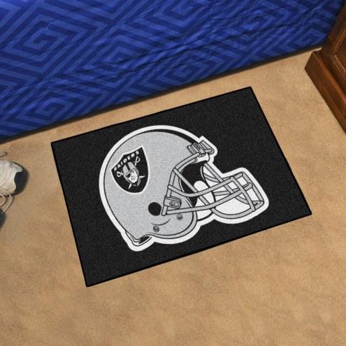 Las Vegas Raiders Starter Rug