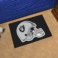 Oakland Raiders Starter Rug