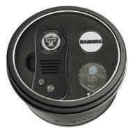 Las Vegas Raiders Switchfix Golf Divot Tool, Hat Clip, & Ball Marker