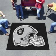 Oakland Raiders Tailgate Mat