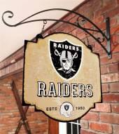 Oakland Raiders Tavern Sign