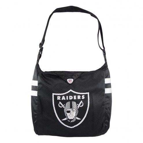 Oakland Raiders Team Jersey Tote