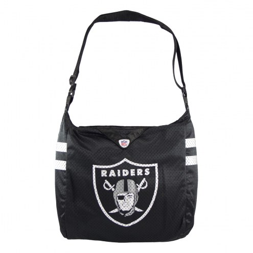 Oakland Raiders Team Jersey Tote