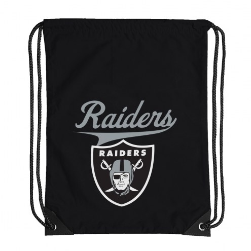 Oakland Raiders Team Spirit Backsack