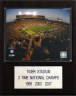 "Oakland Raiders Tim Brown 12 x 15"" Player Plaque"