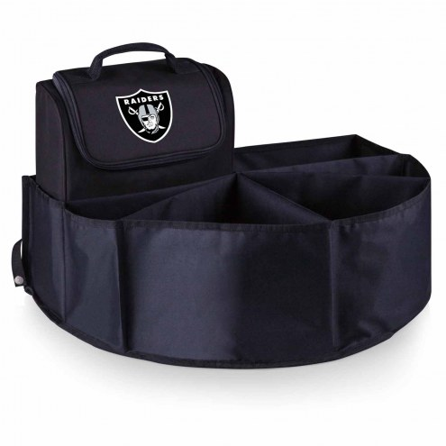 Oakland Raiders Trunk Boss Trunk Organizer