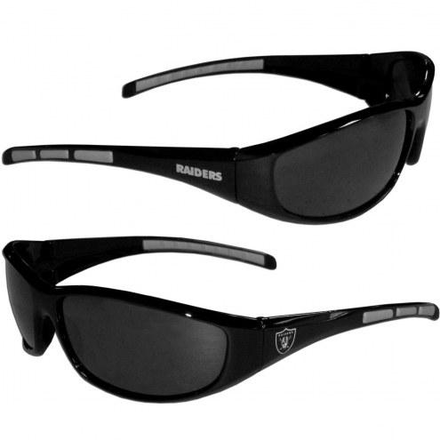Las Vegas Raiders Wrap Sunglasses