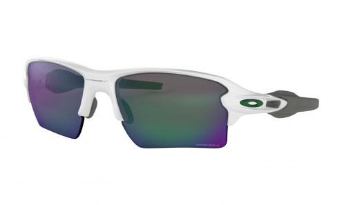 Oakley Flak 2.0 XL Sunglasses - Polished White / PRIZM Jade