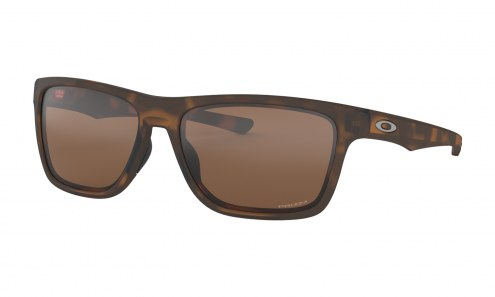 Oakley Holston Sunglasses - Matte Brown Tortoise / PRIZM Tungsten
