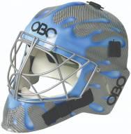 OBO Robo FG Paint Splatter Field Hockey Goalie Helmet