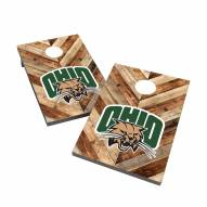 Ohio Bobcats 2' x 3' Cornhole Bag Toss