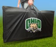 Ohio Bobcats Cornhole Carry Case