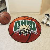 Ohio Bobcats Basketball Mat