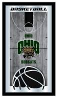 Ohio Bobcats Basketball Mirror