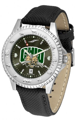 Ohio Bobcats Competitor AnoChrome Men's Watch