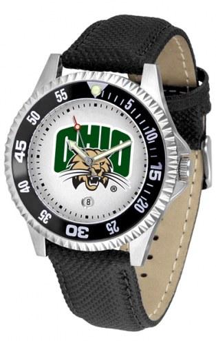 Ohio Bobcats Competitor Men's Watch