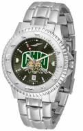Ohio Bobcats Competitor Steel AnoChrome Men's Watch
