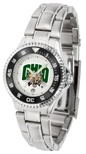Ohio Bobcats Competitor Steel Women's Watch