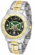 Ohio Bobcats Competitor Two-Tone AnoChrome Men's Watch