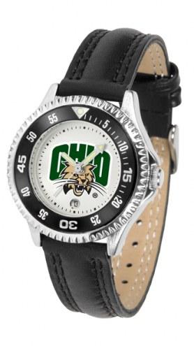 Ohio Bobcats Competitor Women's Watch