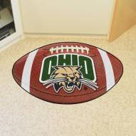 Ohio Bobcats Football Floor Mat