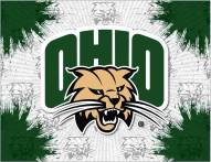 Ohio Bobcats Logo Canvas Print