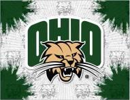 Ohio Bobcats Logo Canvas Print