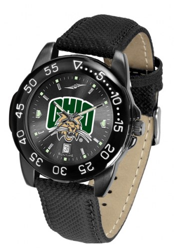 Ohio Bobcats Men's Fantom Bandit AnoChrome Watch