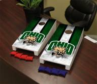 Ohio Bobcats Mini Cornhole Set