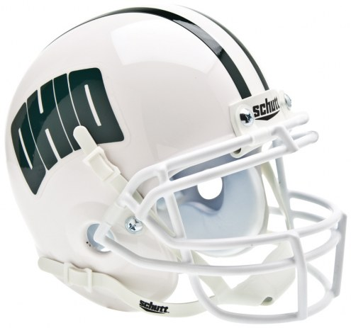 Ohio Bobcats Schutt Mini Football Helmet
