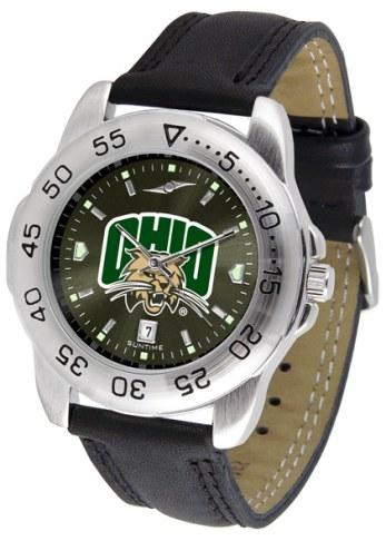 Ohio Bobcats Sport AnoChrome Men's Watch