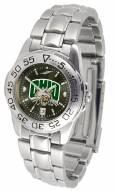 Ohio Bobcats Sport Steel AnoChrome Women's Watch