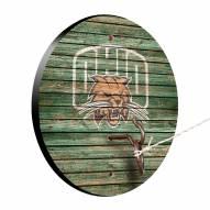 Ohio Bobcats Weathered Design Hook & Ring Game