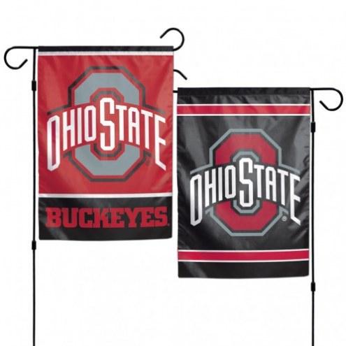 "Ohio State Buckeyes 11"" x 15"" Garden Flag"